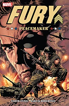 Fury: Peacemaker