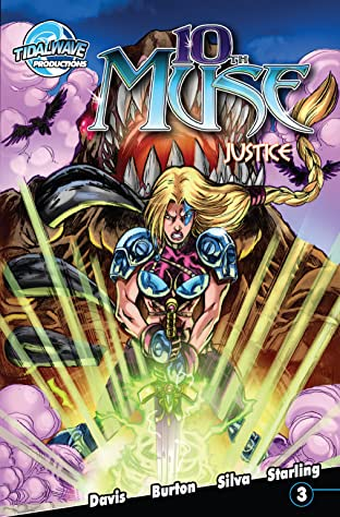 10th Muse: Justice No.3