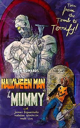 Halloween Man Specials #9