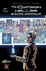Thompson Heller:  Detective Interstellar #1