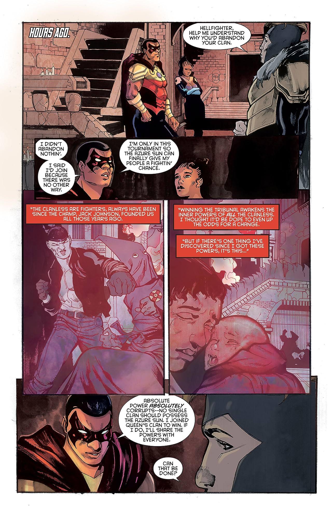 Hellfighter Quin #5