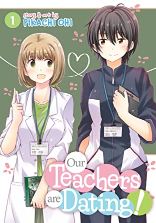 Our Teachers are Dating! Vol. 1