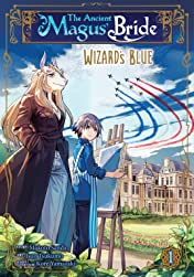 The Ancient Magus' Bride: Wizard's Blue Tome 1