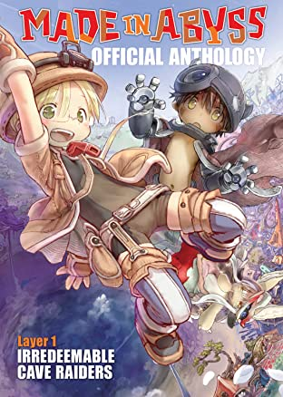Made in Abyss Official Anthology – Layer 1: Irredeemable Cave Raiders