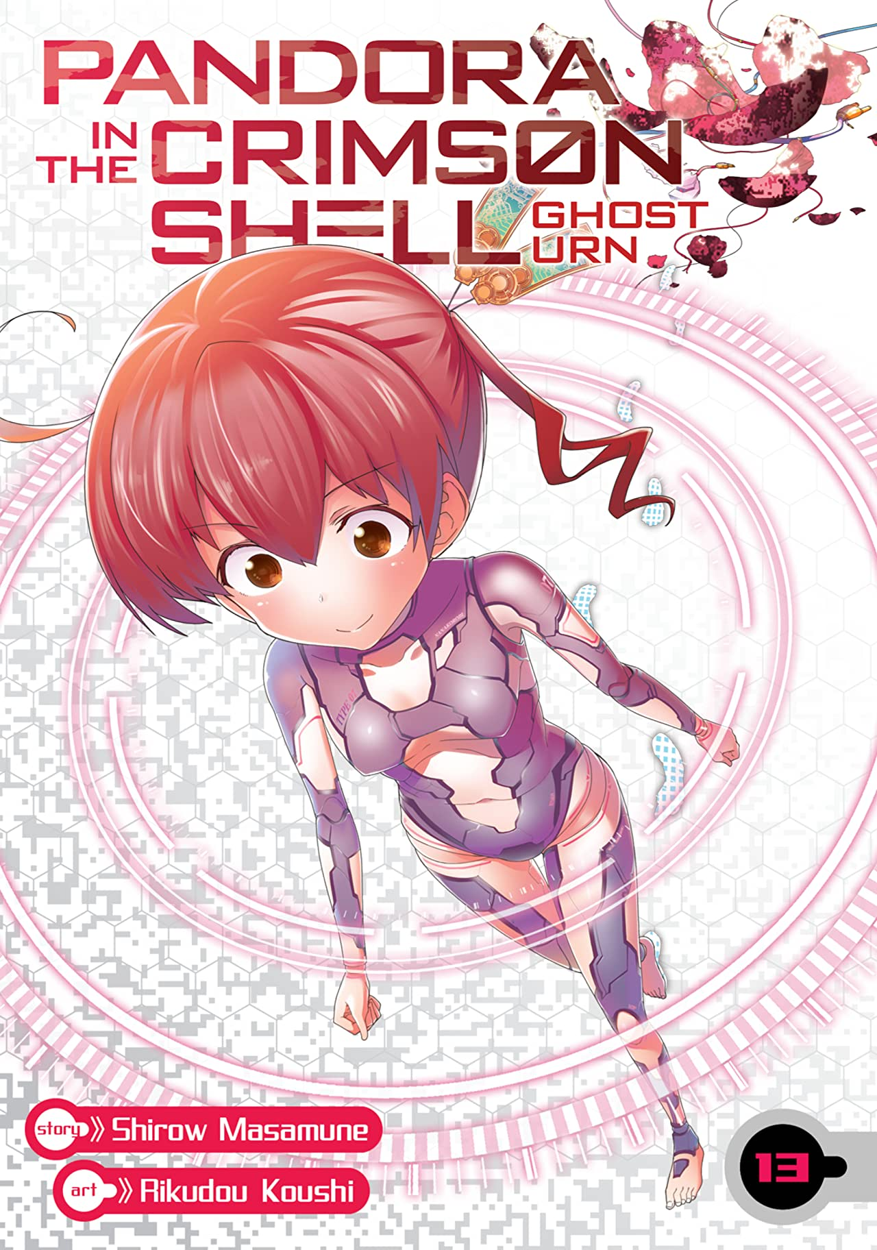 Pandora in the Crimson Shell: Ghost Urn Tome 13