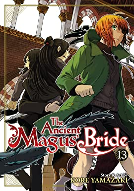 The Ancient Magus' Bride Vol. 13