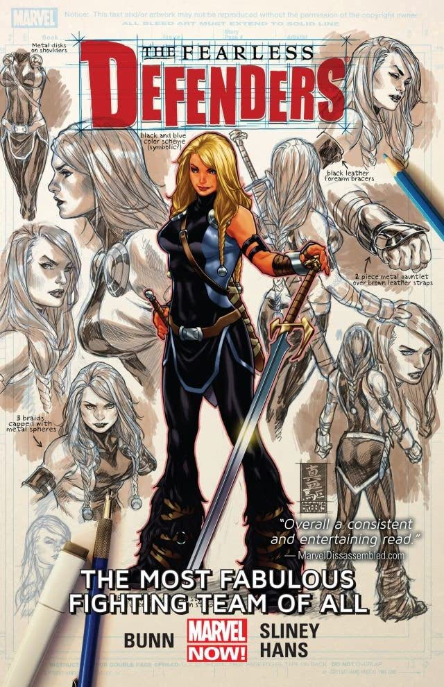 Fearless Defenders Vol. 2: The Most Fabulous Fighting Team Of All