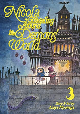 Nicola Traveling Around the Demons' World Tome 3