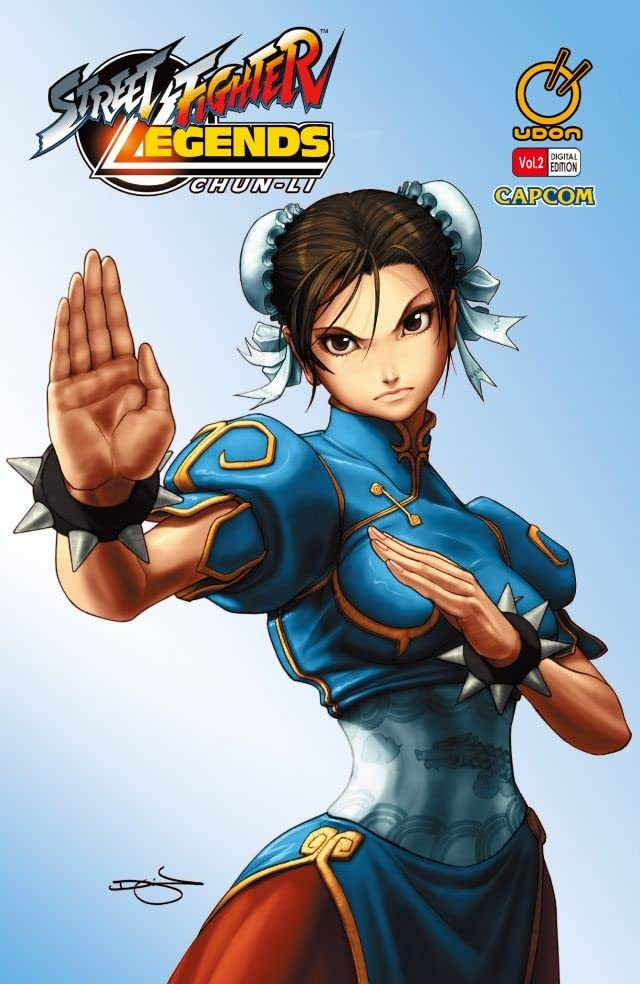 Street Fighter Legends: Chun-Li Vol. 2