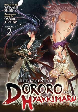 The Legend of Dororo and Hyakkimaru Vol. 2