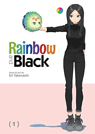 Rainbow and Black Tome 1