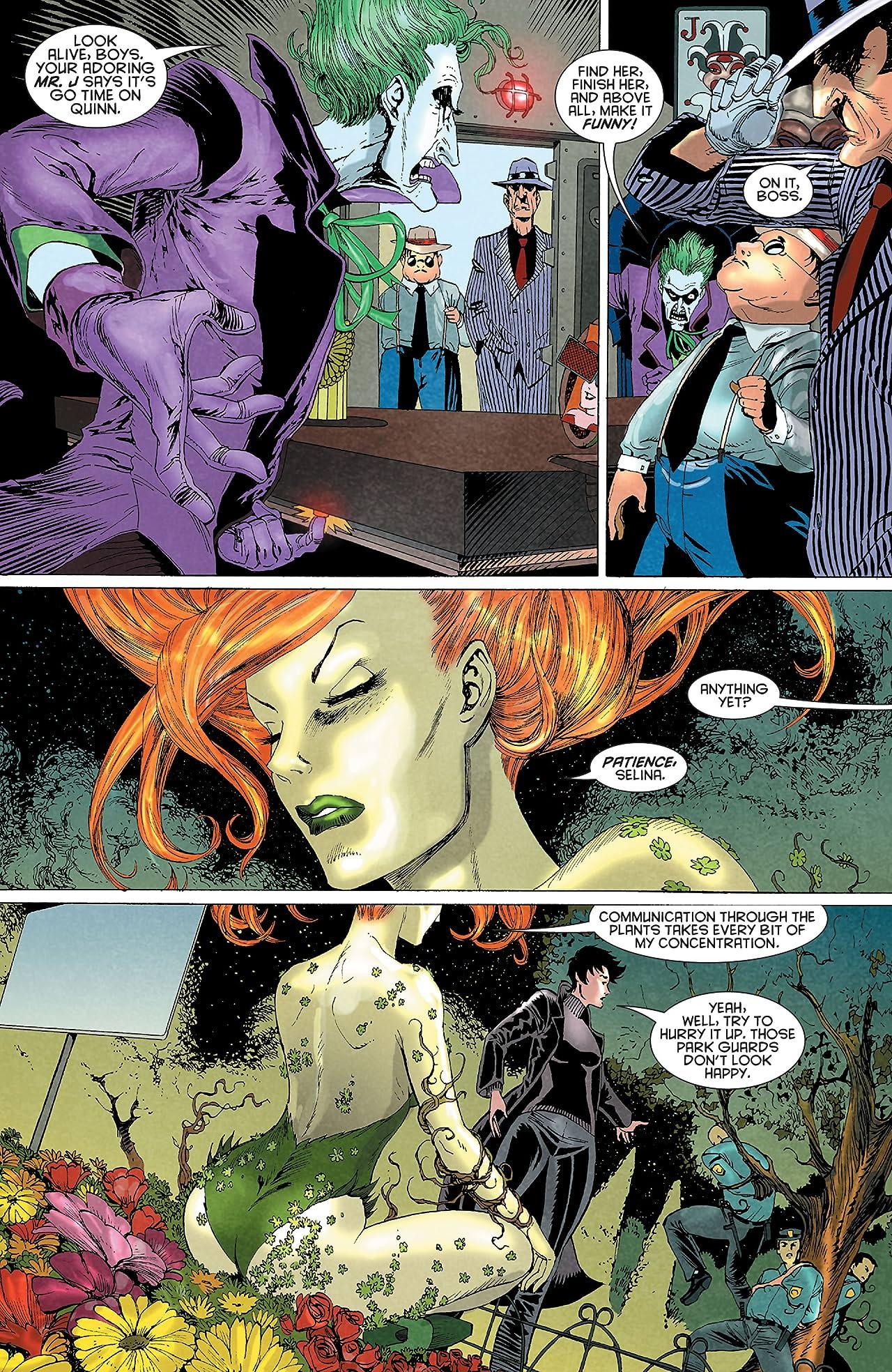 Gotham City Sirens #4