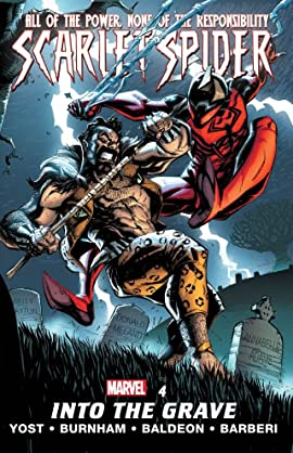 Scarlet Spider Tome 4: Into The Grave