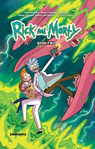 Rick and Morty Book Two: Deluxe Edition