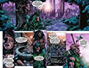 Green Arrow (2010-2011) Vol. 1: Into the Woods