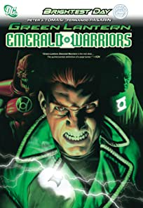 Green Lantern: Emerald Warriors Vol. 1