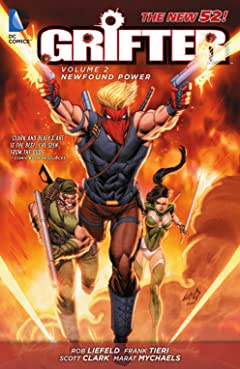 Grifter (2011-2013) Vol. 2: New Found Power