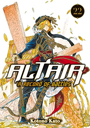 Altair: A Record of Battles Vol. 22