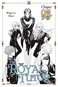 The Royal Tutor #95