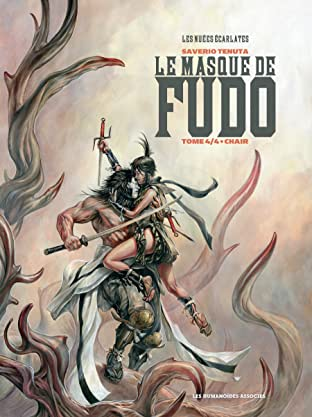 Le Masque de Fudo Vol. 4: Chair