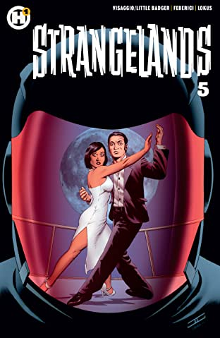 Strangelands No.5