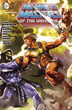 He-Man and the Masters of the Universe Tome 1