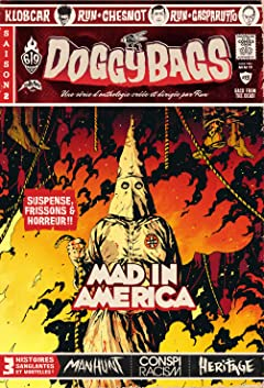DoggyBags  Tome 15: Mad in America