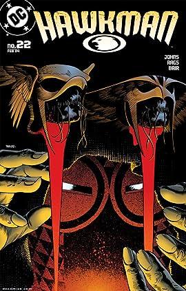 Hawkman (2002-2006) No.22
