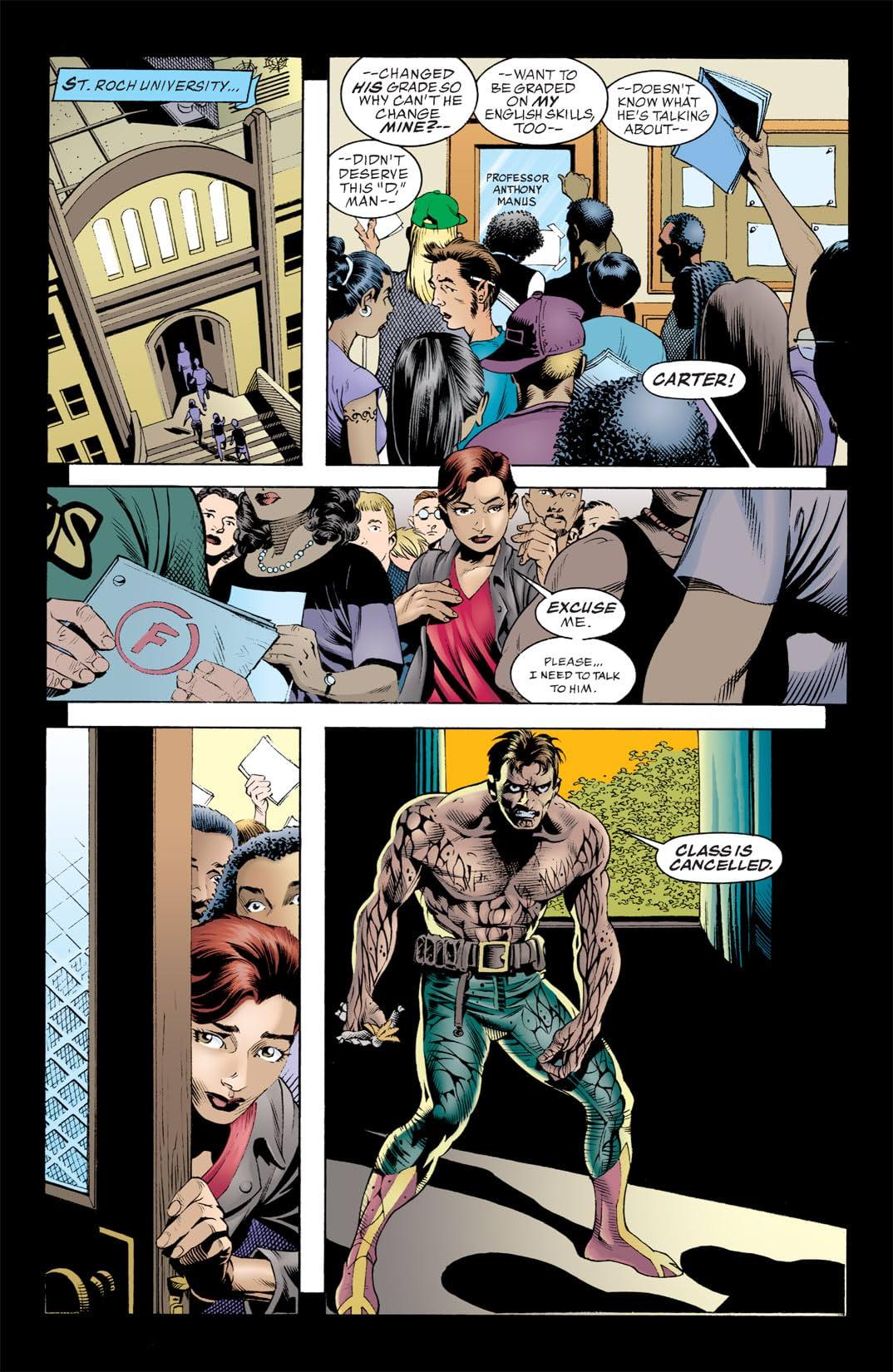 Hawkman (2002-2006) #22