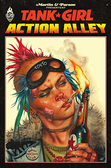 Tank Girl: Action Alley