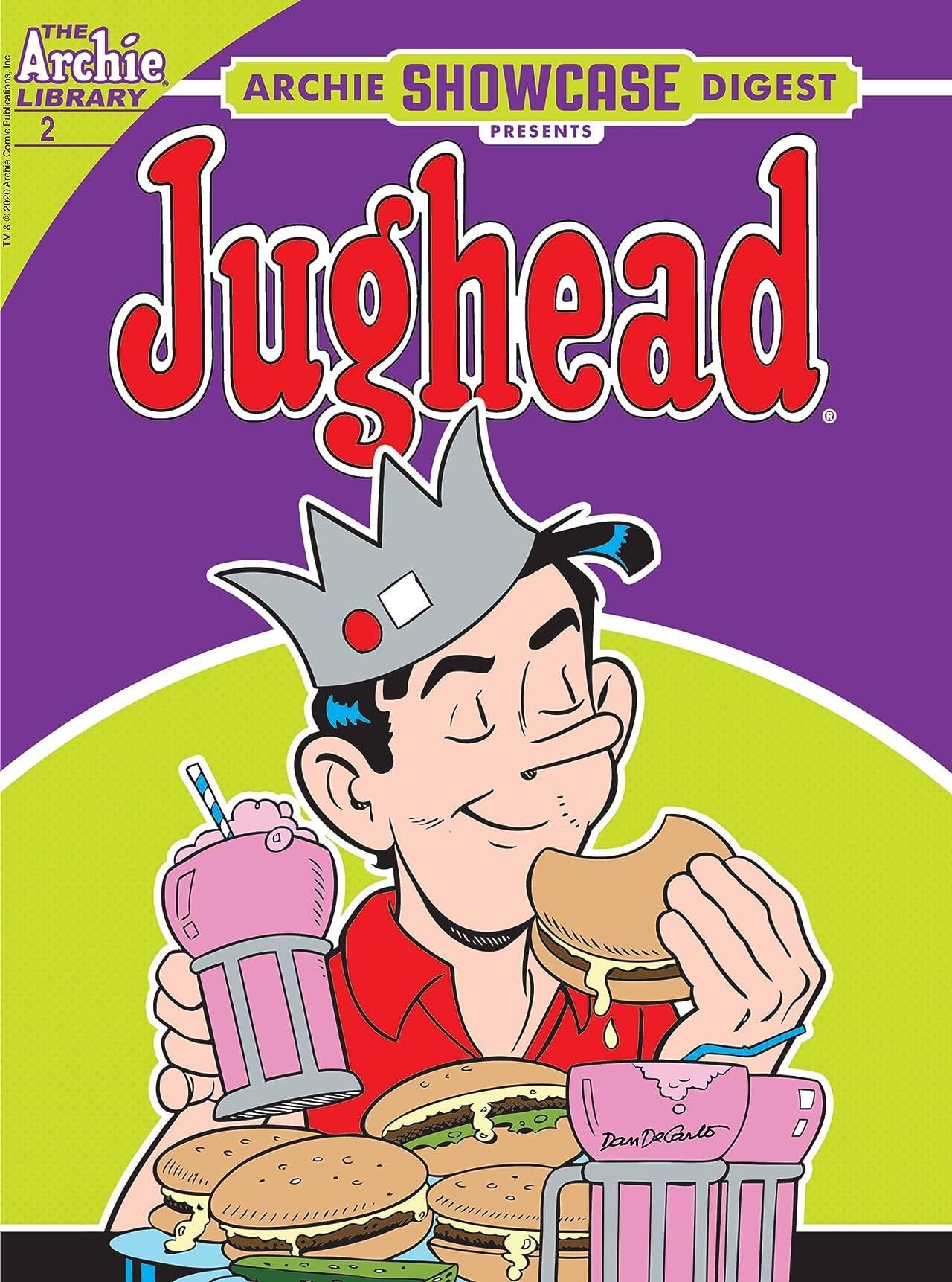 Archie Showcase Digest #2: Jughead