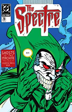 The Spectre (1987-1989) #28