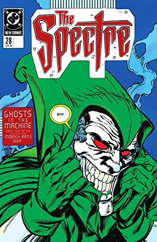The Spectre (1987-1989) #28