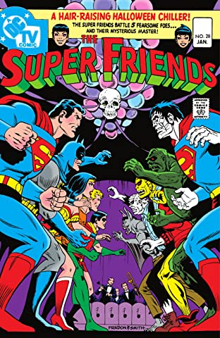 Super Friends (1976-1981) #28