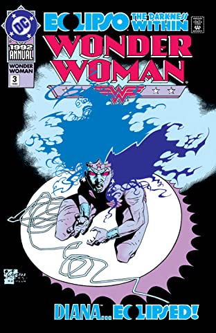 Wonder Woman (1987-2006) Annual #3