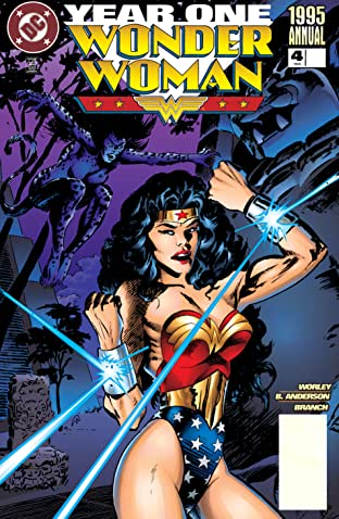 Wonder Woman (1987-2006) Annual #4
