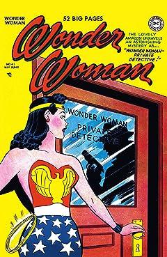 Wonder Woman (1942-1986) #41