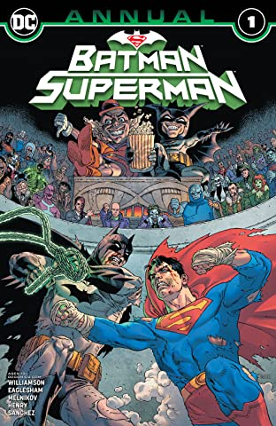 Batman/Superman (2019-) Annual No.1
