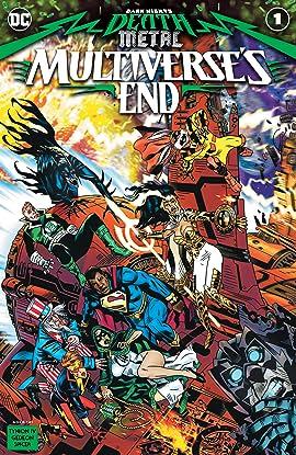 Dark Nights: Death Metal Multiverse's End (2020-) No.1
