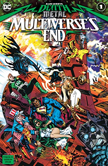 Dark Nights: Death Metal Metaverse's End (2020-) #1