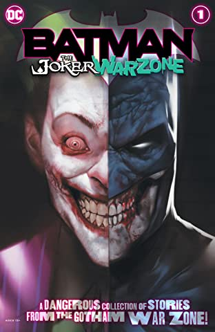 Batman: The Joker War Zone (2020) No.1