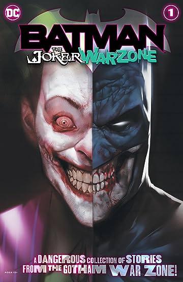 Batman: The Joker War Zone (2020) No.1
