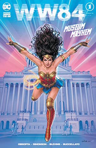 Wonder Woman: 1984 No.1