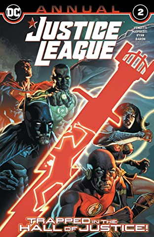 Justice League (2018-) Annual #2