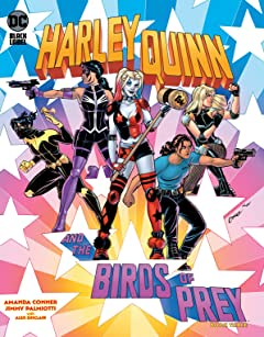 Harley Quinn & the Birds of Prey (2020-) #3