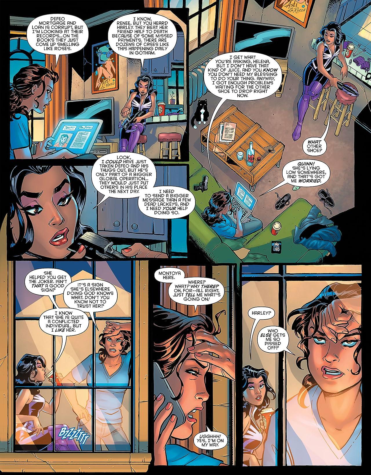 Harley Quinn & the Birds of Prey (2020-) No.3