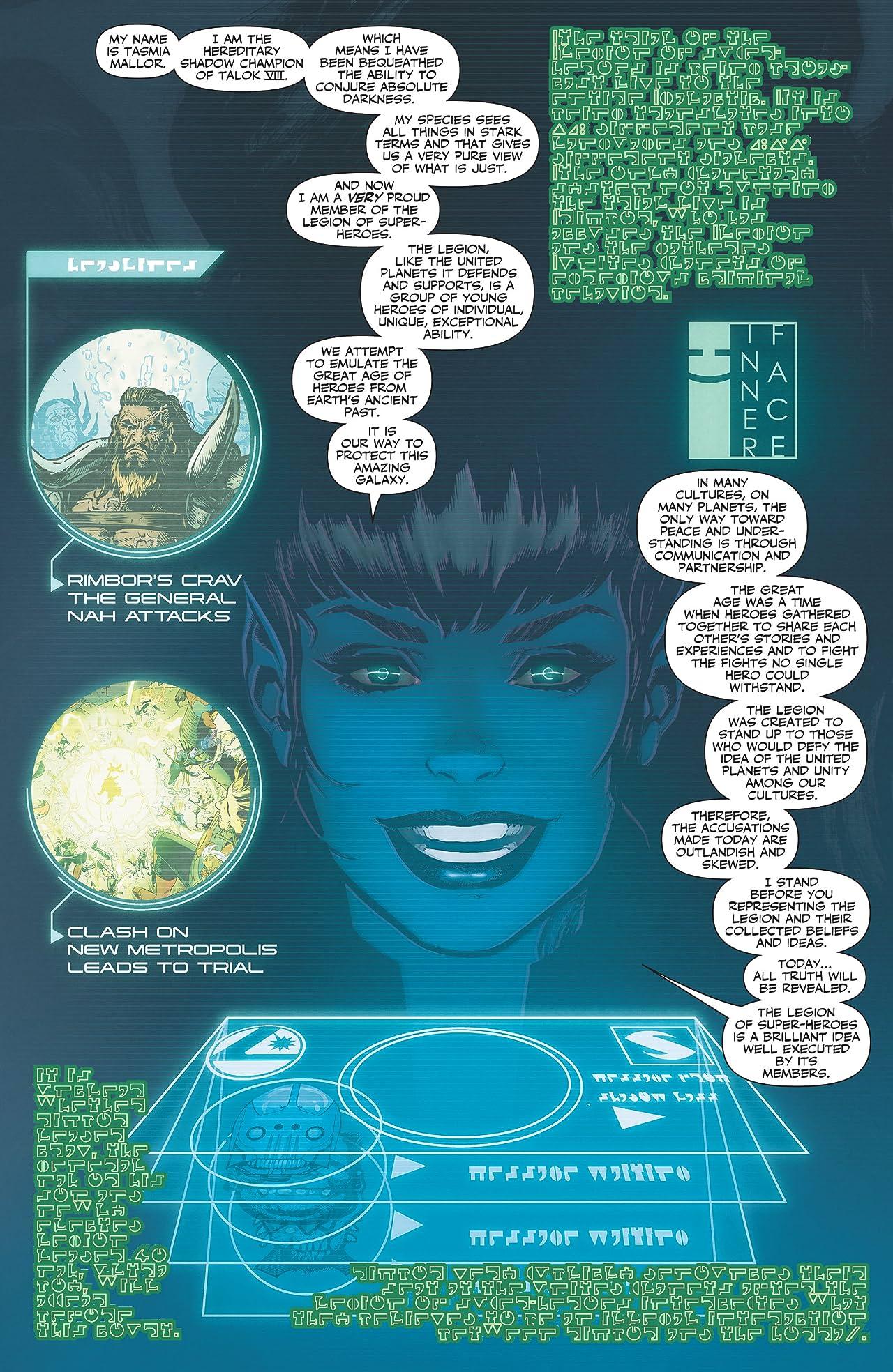 Legion of Super-Heroes (2019-) #9