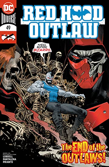 Red Hood: Outlaw (2016-) #49