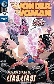 Wonder Woman (2016-) #763