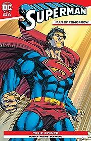 Superman: Man of Tomorrow #16